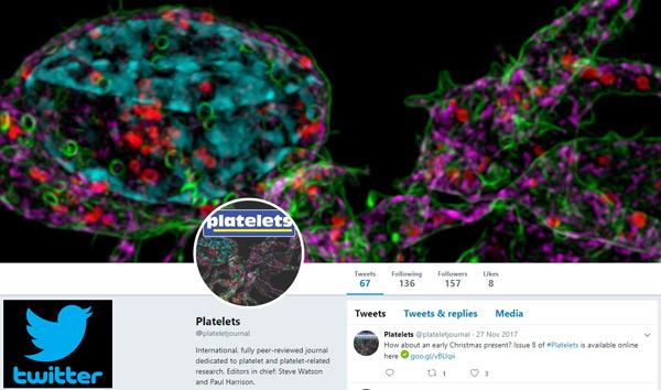 Platelets-Twitter