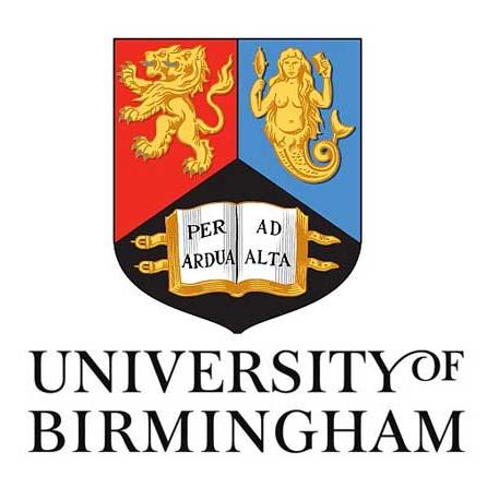 Bham Univ logo
