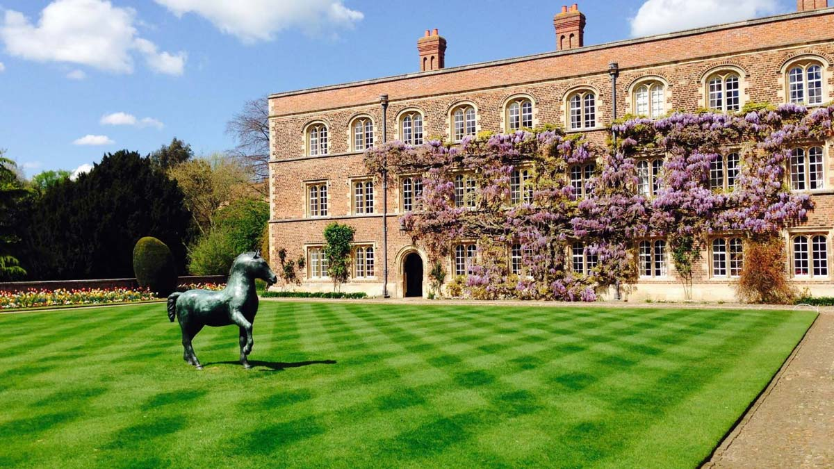 2019 Full Meeting at Jesus College, Cambridge