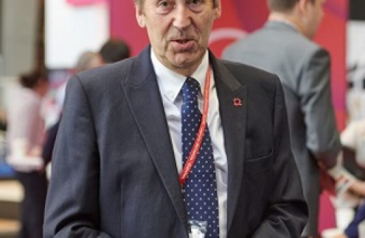 New chair of trustees Jeremy Pearson