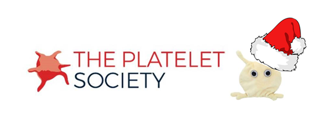 A Merry Christmas from the Platelet Society