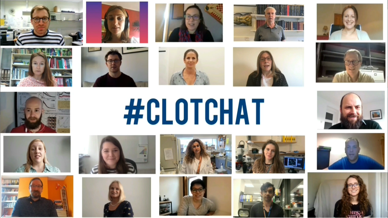 Clot Chat Series 1 coming soon.....